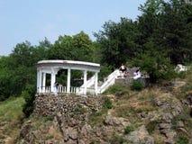 Остров Khortytsya zaporozhye Украина стоковые фотографии rf