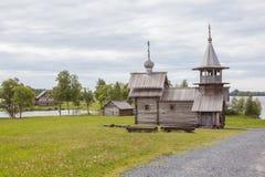 Остров Kizhi, Karelia, Россия стоковое фото rf