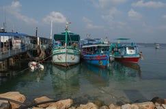 Остров, Ko Дао, Таиланд Стоковое фото RF