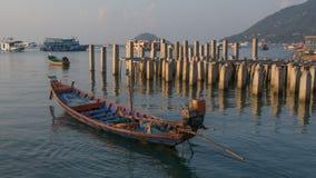 Остров, Ko Дао, Таиланд Стоковое Изображение RF