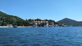 Остров Ko Дао & x28; Таиланд & x29; Стоковое Изображение