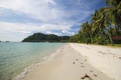 Остров Kood, Koh Kood, Trat, Таиланд Стоковые Изображения