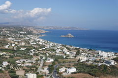 Остров KOs. Греция Стоковое Изображение RF