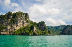 Остров Krabi Стоковое фото RF