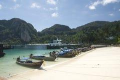 Остров Krabi Phi Phi Стоковые Фото