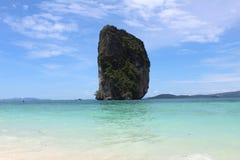 Остров Krabi Poda Стоковая Фотография RF