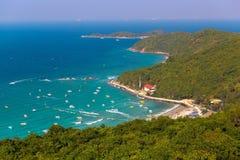 Остров Laan Стоковое Изображение RF