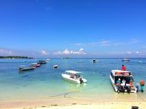 Остров Lambongan Стоковое фото RF