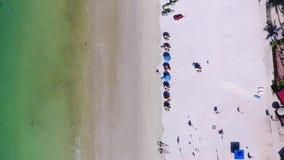 Остров Langkawi, Малайзия, вид с воздуха видеоматериал