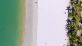 Остров Langkawi, Малайзия, вид с воздуха акции видеоматериалы
