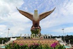 остров langkawi Малайзия Стоковое Изображение