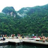 Остров Langkawi Малайзия овсянки Dayang Стоковая Фотография
