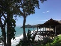 Остров Lanta стоковое изображение