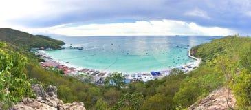 Остров Larn Koh Стоковые Фотографии RF
