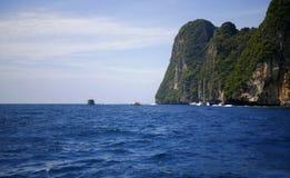 остров le phi Стоковое Изображение