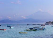 Остров Lembongan Индонезия стоковые изображения