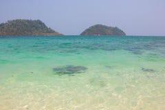 Остров Lipe стоковые изображения
