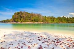 Остров Lipe Koh Стоковое Фото