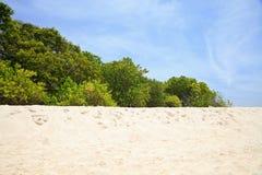Остров Lipe Koh Стоковое фото RF