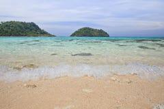 Остров Lipe Koh Стоковая Фотография