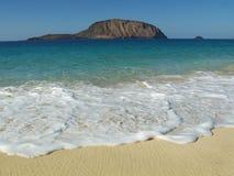 остров m clara Стоковое фото RF