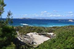 Остров Maddalena Стоковая Фотография RF