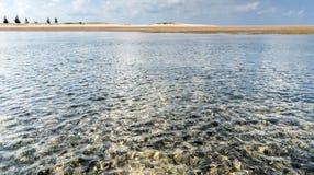 Остров Magaruque - Мозамбик Стоковые Изображения RF