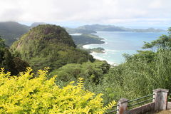 Остров Mahe, Сейшельские островы Стоковая Фотография RF