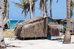 Остров Malapascua, Филиппины стоковые фото