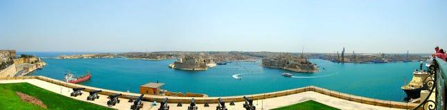 остров malta Стоковые Изображения RF