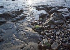 Остров Marys Святого Стоковые Изображения RF