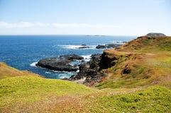 остров melbourne phillip стоковое фото rf