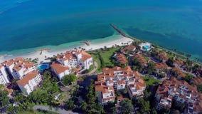 Остров Miami Beach Fisher видеоматериал