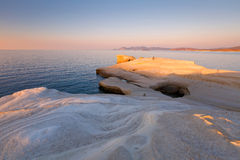Остров Milos Стоковые Фото