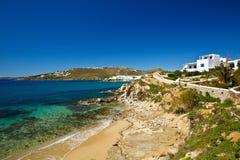 Остров Mykonos Стоковое Изображение