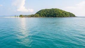 Остров Nai Ko Tae в Таиланде Стоковое Фото