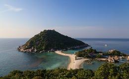 Koh Nangyaun Стоковое Изображение RF