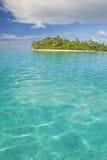 остров pacific южный стоковое фото