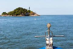 Остров Palmas, Сантос Стоковые Фотографии RF