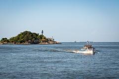 Остров Palmas Стоковое Фото