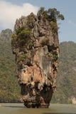 Остров Phang Nga - Жамес Бонд (Koh Tapu) стоковое фото rf
