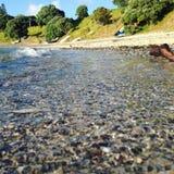 Остров Rakino Стоковое Изображение RF
