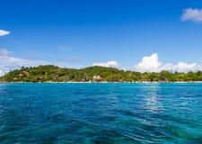 Остров Ravee, Koh Ravee, провинция Satun Таиланд Стоковые Изображения
