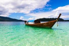 Остров Ravee, Koh Ravee, провинция Satun Таиланд Стоковое Фото