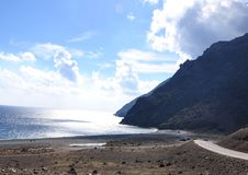 Остров Samothrace, Греция Стоковые Фотографии RF