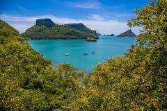 Остров Samui Koh стоковое изображение
