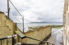 остров san california francisco alcatraz Стоковые Изображения RF
