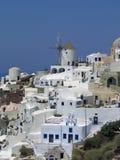 Остров Santorinis Стоковое фото RF