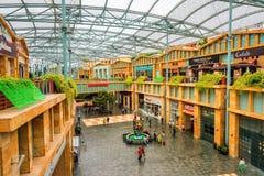 Остров Sentosa на Сингапуре стоковые изображения