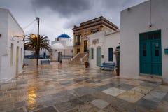 Остров Serifos стоковая фотография